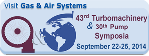 visit Gas & Air at Turbomachinery Symposium